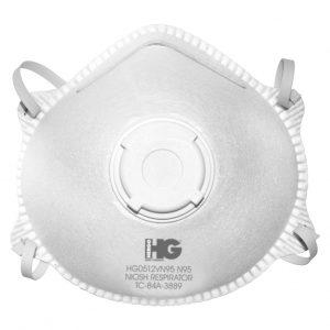 Respirador pre-moldeado VN95